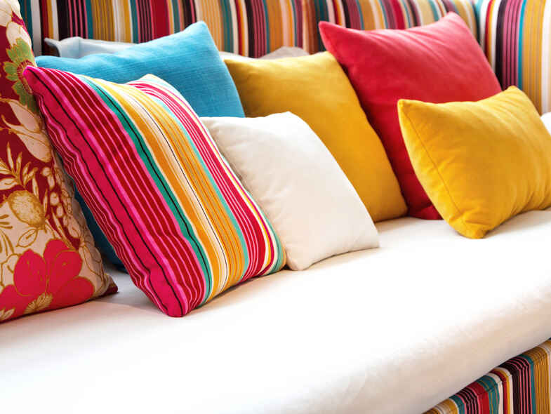Top decorating tips to inspire you this spring