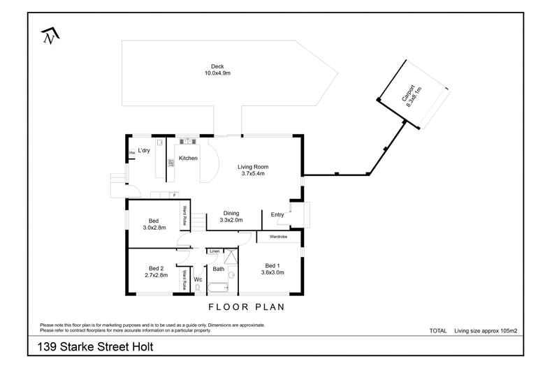 139 Starke Street Holt