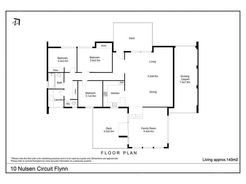 10 Nulsen Circuit Flynn