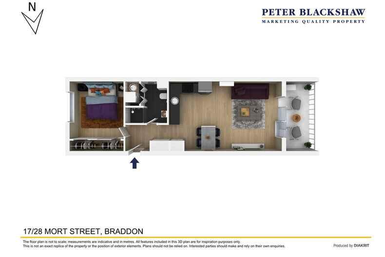 17/28 Mort Street Braddon