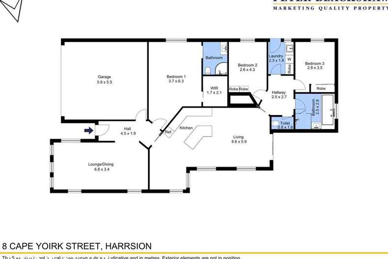 8 Cape York Street Harrison