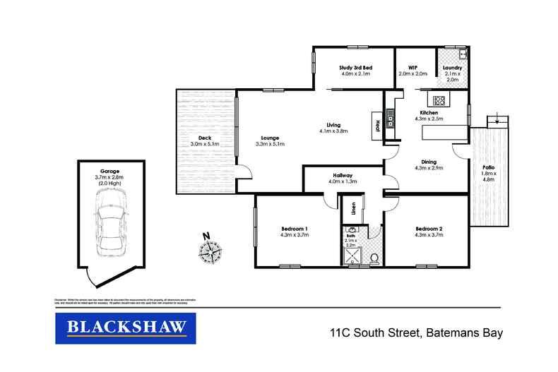 11C South Street Batemans Bay