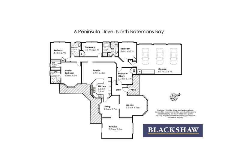 6 Peninsula Drive North Batemans Bay