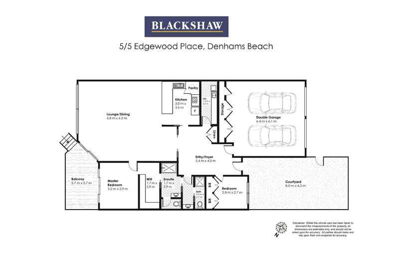 5/5 Edgewood Place Denhams Beach