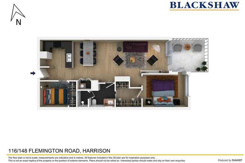116/148 Flemington Road Harrison