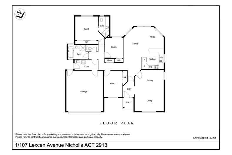 1/107 Lexcen Avenue Nicholls