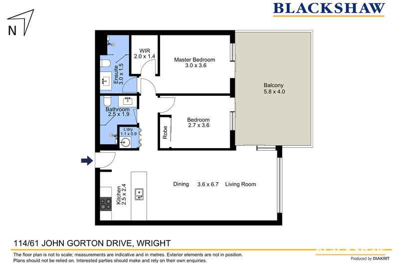 113/61 John Gorton Drive Wright