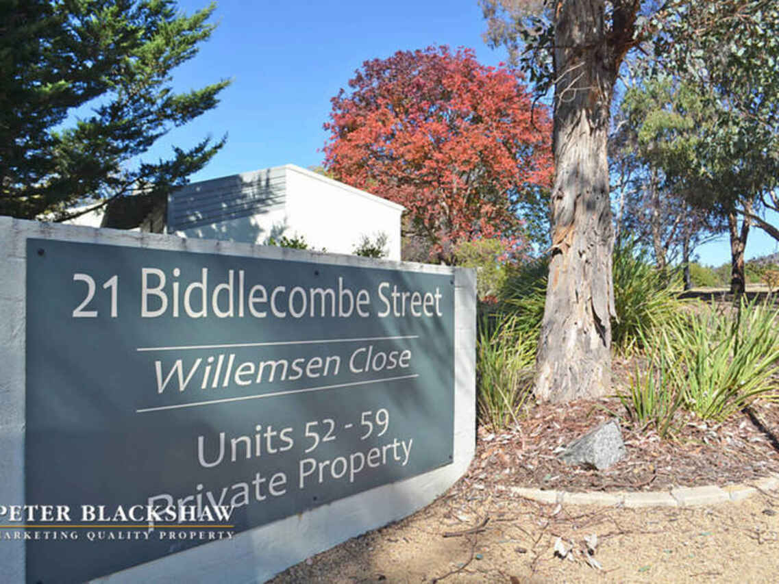 55/21 Biddlecombe Street Pearce