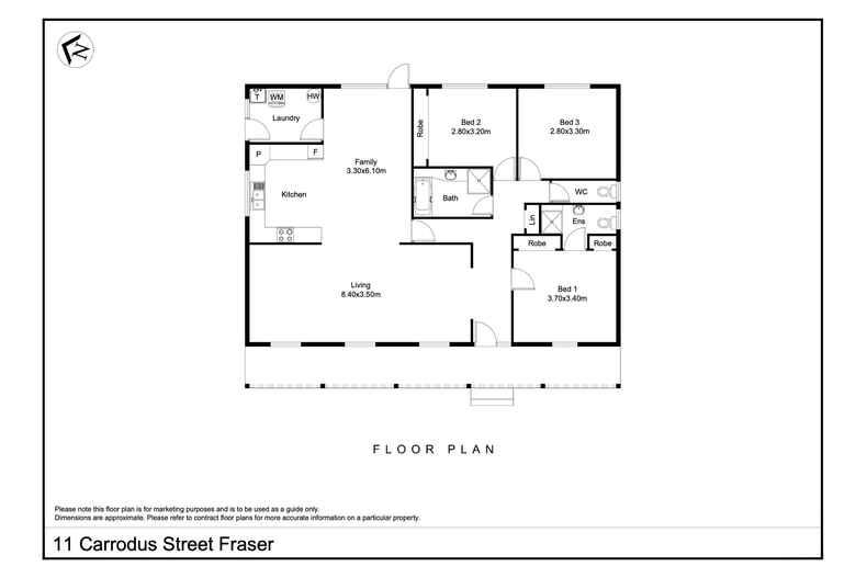 11 Carrodus Street Fraser