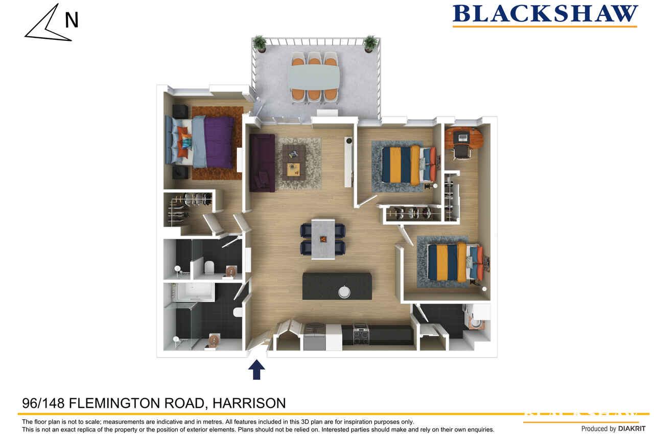 96/148 Flemington Road Harrison