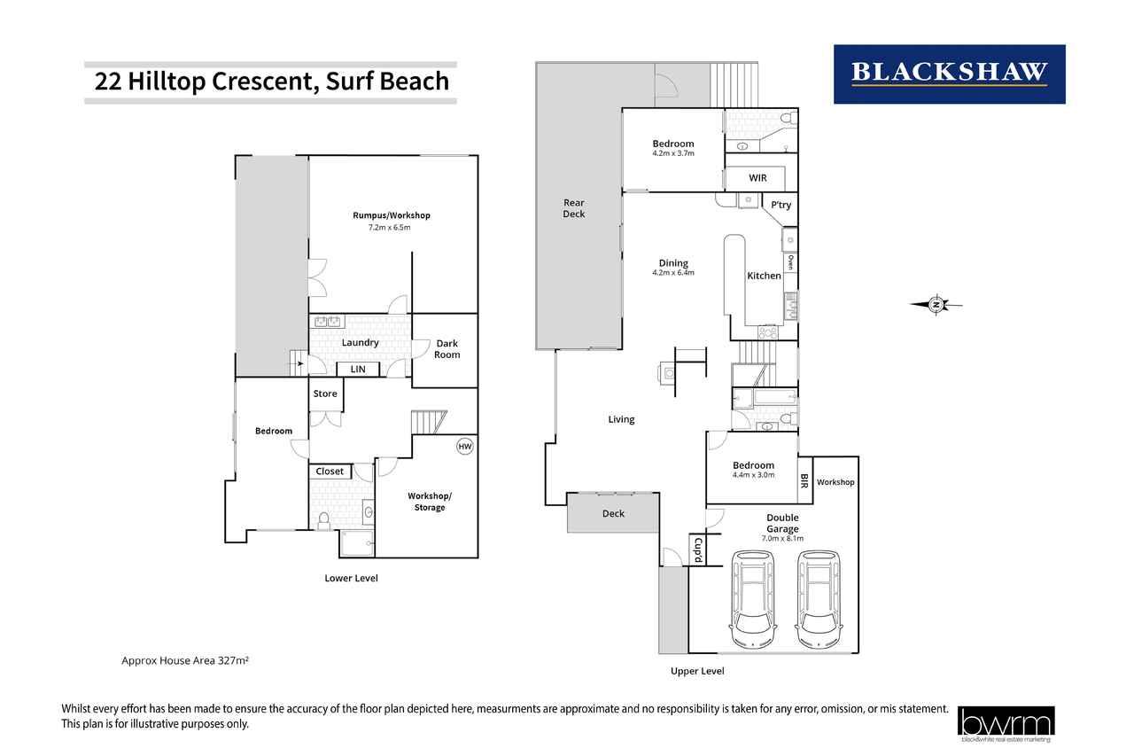 22 Hilltop Crescent Surf Beach