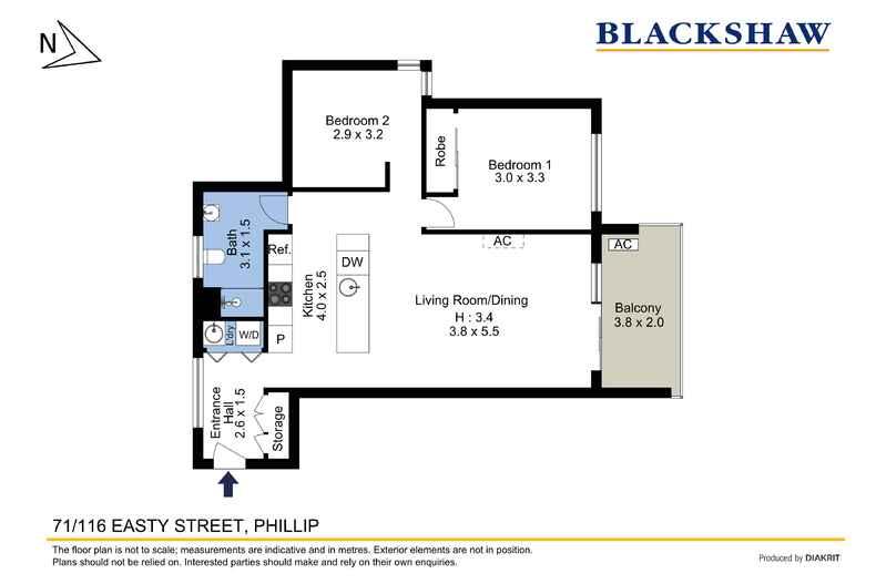 71/116 Easty Street Phillip