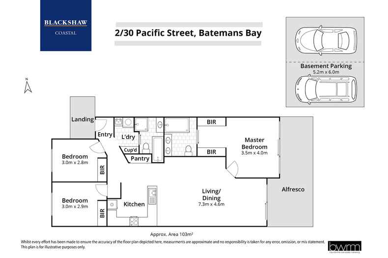 2/30 Pacific Street Batemans Bay