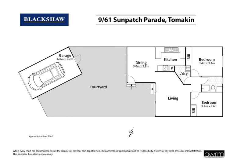 9/61-69 Sunpatch Parade Tomakin