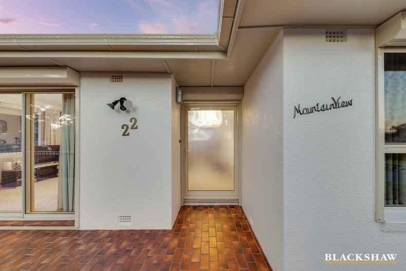 22 MacDonnell Street Yarralumla