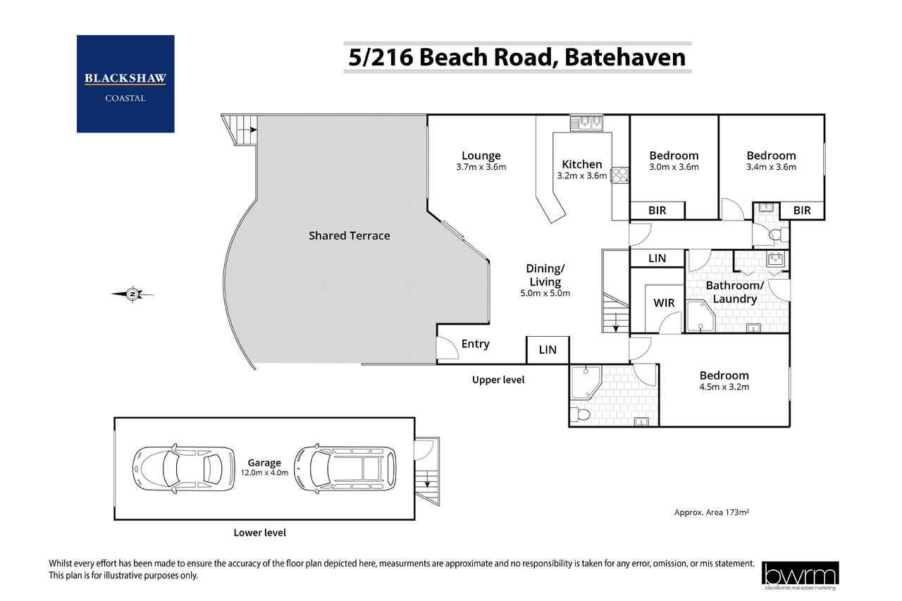 5/216 Beach Road Batehaven