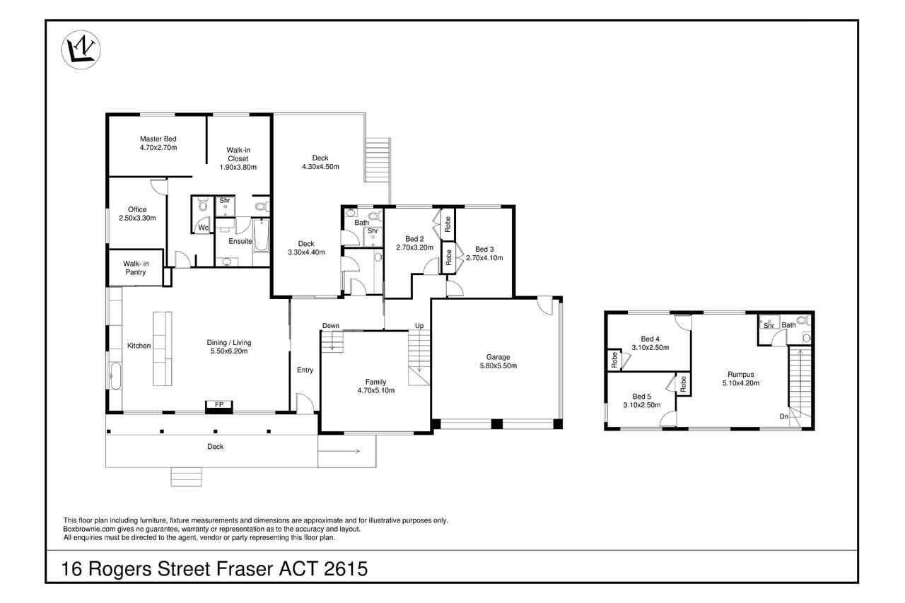 16 Rogers Street Fraser