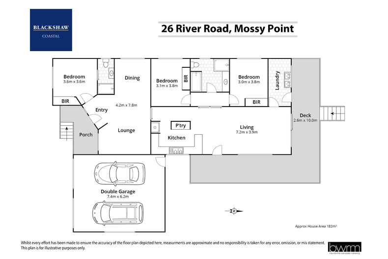 26 River Road Mossy Point