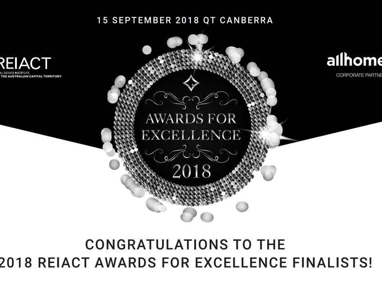 12 Finalists announced for 2018 REIACT Awards for Excellence.